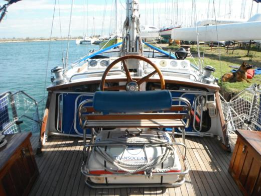 Sailboat Chantier Professionnel Motiva Motiva 40 for hire