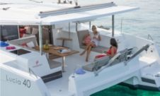 Catamaran Fountaine Pajot 40 à louer