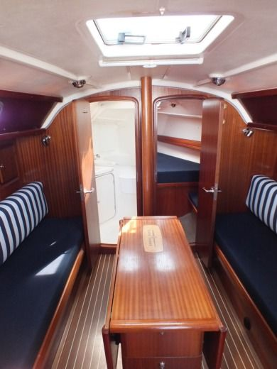Bavaria 34 in Preko for hire