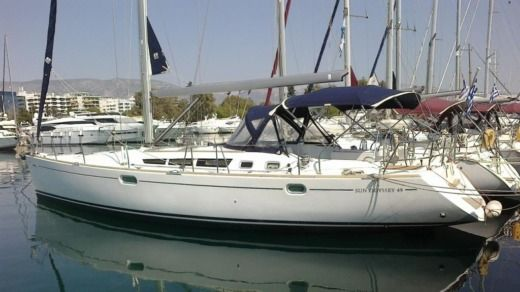 Jeanneau Sun Odyssey 49 in Athènes for hire