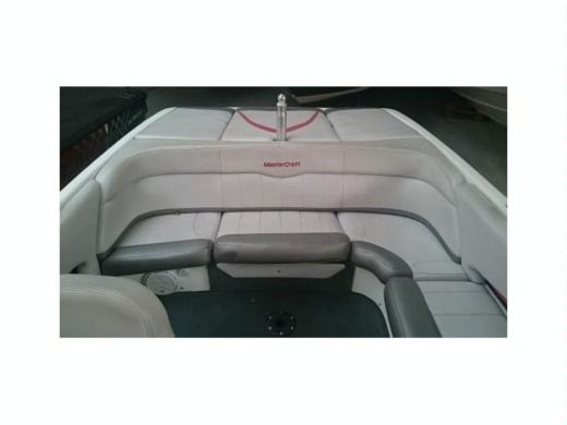 Motorboat Mastercraft X10 for hire