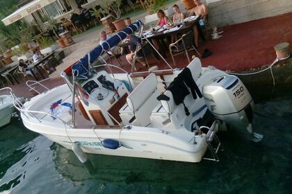 Rental Motorboat Capelli Capelli 20 Rab