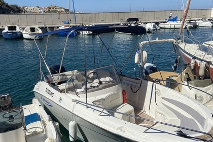 Rental Motorboat Quicksilver 600 Commander Marseille