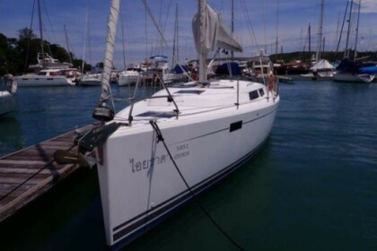 Hire Sailboat Hanse Hanse 385 Phuket