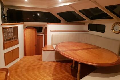 Charter Catamaran Tasman 40FT Power Catamaran Sydney