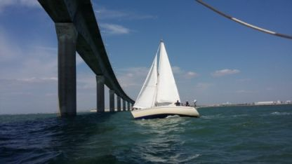 Rental Sailboat Beneteau First 30 E La Rochelle
