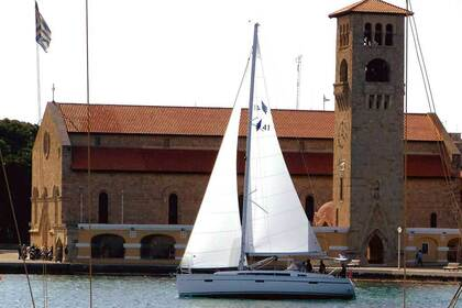 Rental Sailboat Bavaria Cruiser 41 Rhodes