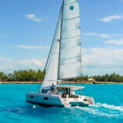Location Catamaran Lagoon Catamarans 42 Antigua-et-Barbuda