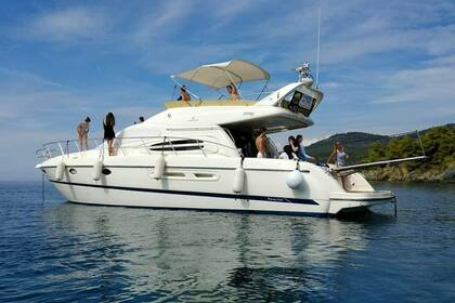 Rental Motorboat CRANCHI Atlantique 50 Chalkidiki