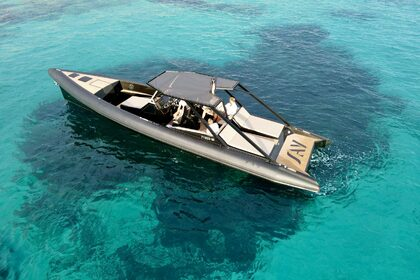 Location Semi-rigide SAY Carbon Yachts 45 Rib Ibiza