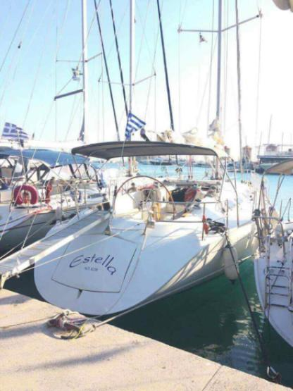 Charter Sailboat Beneteau First 42 S7 Rhodes