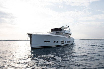 Hire Motor yacht Adler International GmbH Adler Suprema Monfalcone