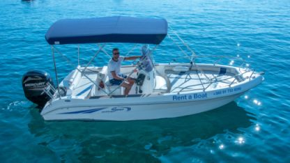 Rental Motorboat Saver 540 Opatija