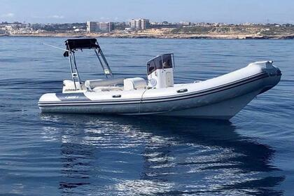 Hire RIB 23ft Rib Ta' Xbiex