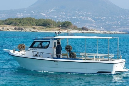 Charter Motorboat ALMARINE 32 Chania