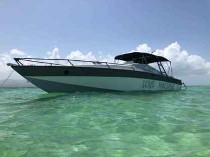 Charter Motorboat Corsa 41 Performance Basse Terre