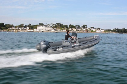 Location Semi-rigide 3d marine 3d tender xpro 589 Larmor-Baden
