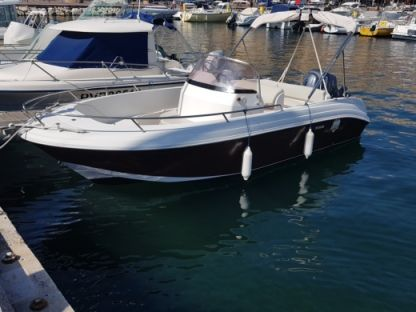 Miete Motorboot Pacific Craft 625 Open Gruissan