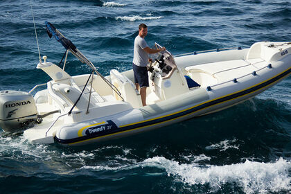 Rental RIB Marlin 21 Vodice