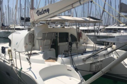 Rental Sailboat Lagoon Lagoon 380 Elefsina