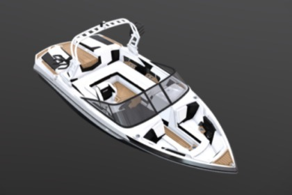 Hire Motorboat NAUTIQUE SUPER AIR 210 Margencel