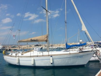 Rental Sailboat C&c Benello C&c 37 Marzamemi