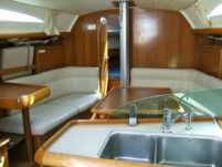 Jeanneau Sun Fast 37 in Granville for rental