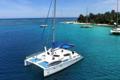 Location Catamaran Bate Vento 43 Guna Yala
