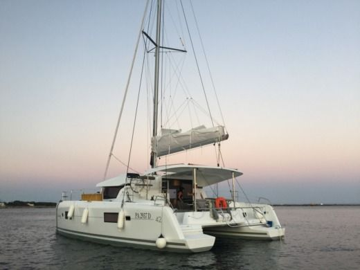 Catamarano Lagoon 42 New 2016 da noleggiare
