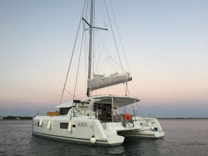 Location Catamaran Lagoon 42 New 2016 Palerme