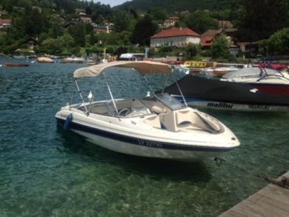 Charter Motorboat Glastron Gx 185 Talloires