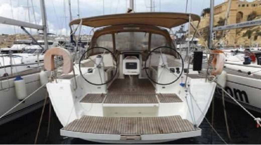Dufour 450 Grand Large in Malta zu vermieten