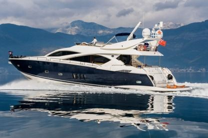 Rental Motorboat Sunseeker Sunseeker 82 Tivat