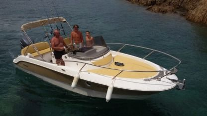 Charter Motorboat Sessa Key Largo 26 Isola Rossa
