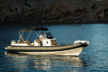 Rental RIB Nuova Jolly Prince 30 Port de Sóller