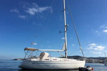 Charter Sailboat Bavaria 38 cruiser Ibiza