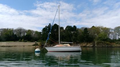 Charter Sailboat Beneteau First 22 Auray