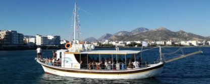 Rental Sailboat Taylor Made Traditional Sailboat Lasithi