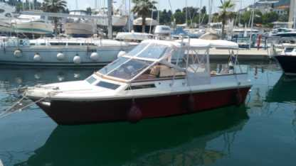 Charter Motorboat Windy 24 Split