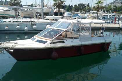 Hire Motorboat WINDY 24 Split
