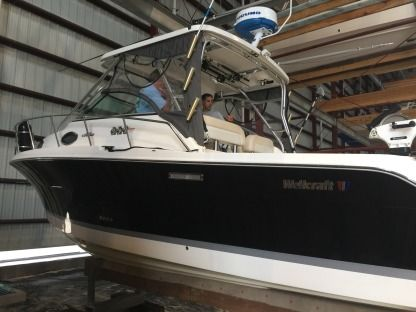 Charter Motorboat Wellcraft Coastal 290 Boca Raton