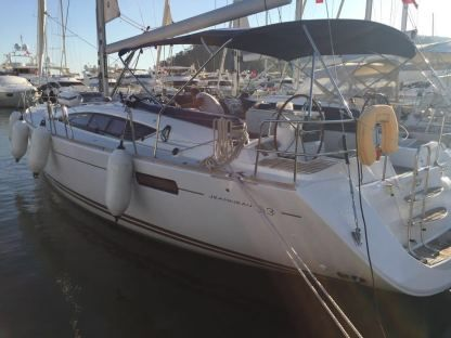 Rental Sailboat Jeanneau 53 Mugla