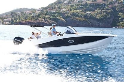 Rental Motorboat Quicksilver Activ 755 Sundeck Tribunj