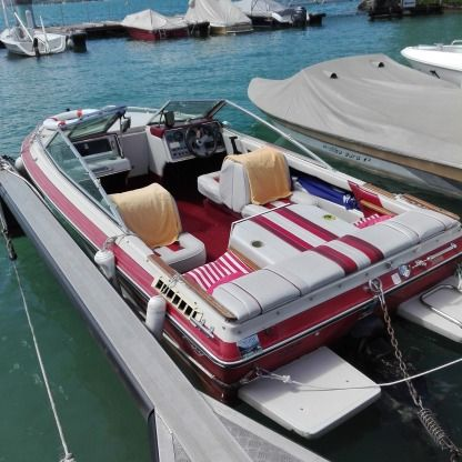 Rental Motorboat Seay Ray Seville Annecy-le-Vieux
