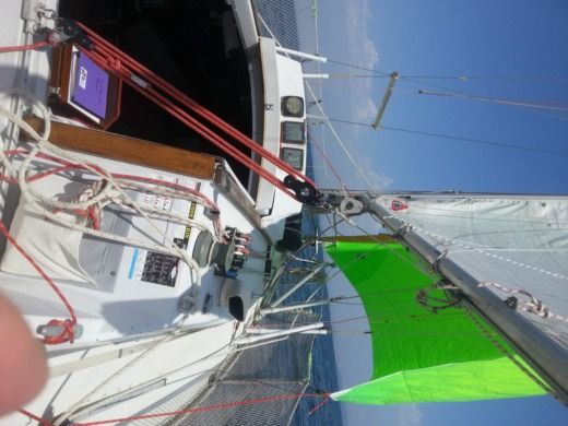 Charter Sailboat Gibert Marine 28Q Port-de-Bouc
