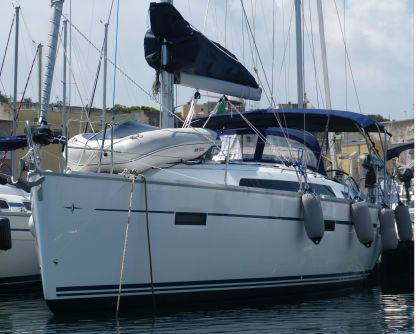 Charter Sailboat Bavaria Cr 41 Procida