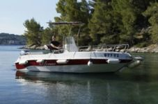 Motorboat Fisherman Blumax 550