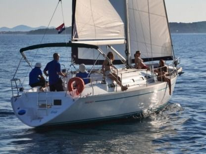 Rental Sailboat Vektor 401 Susak Sukošan