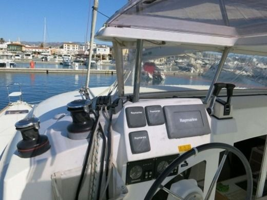 Catamaran Lagoon 380 - 3 for rental