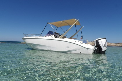 Rental Motorboat SESSA MARINE KEY LARGO 24 Ibiza